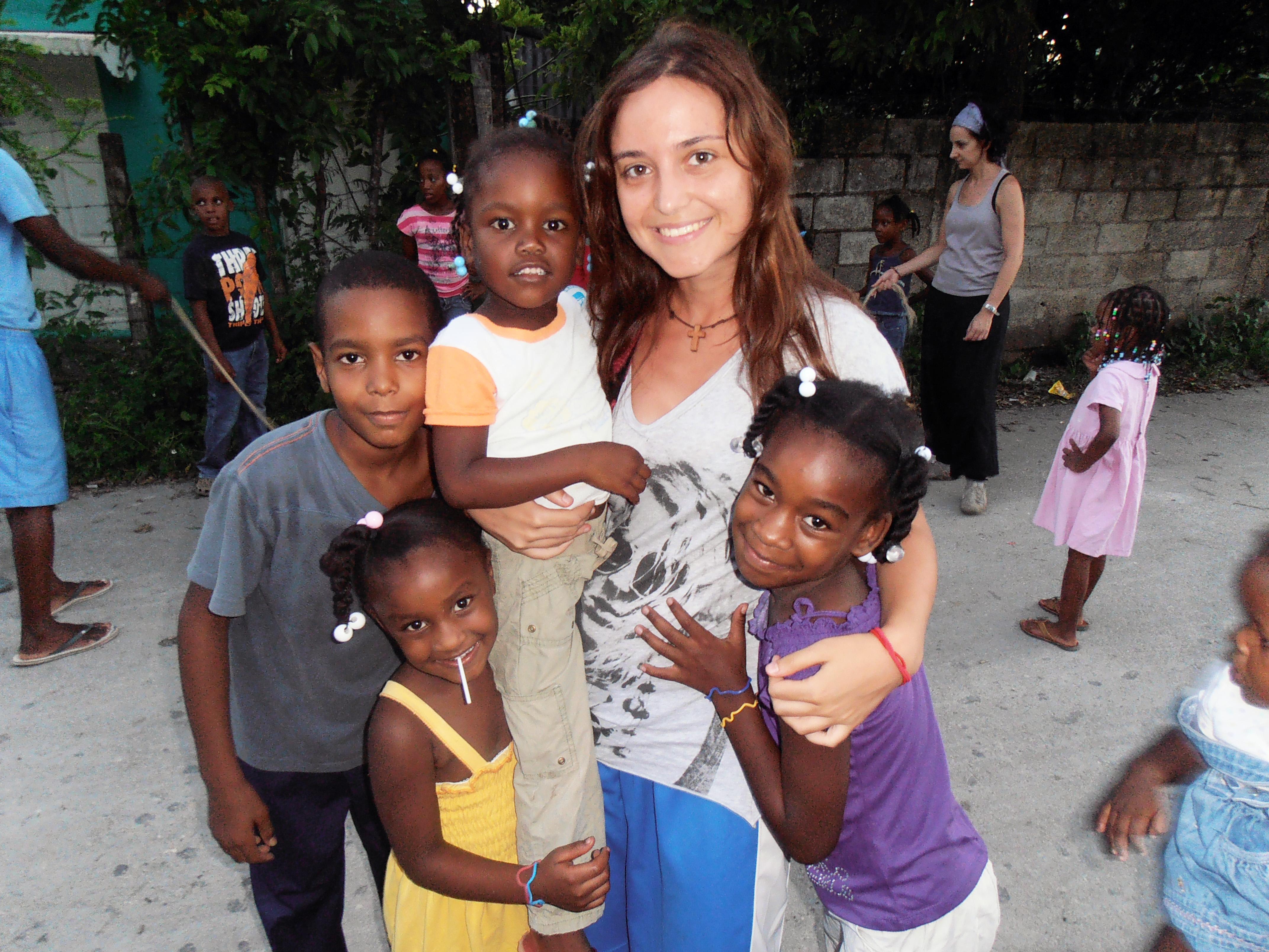 Proyectos misioneros de verano 2012