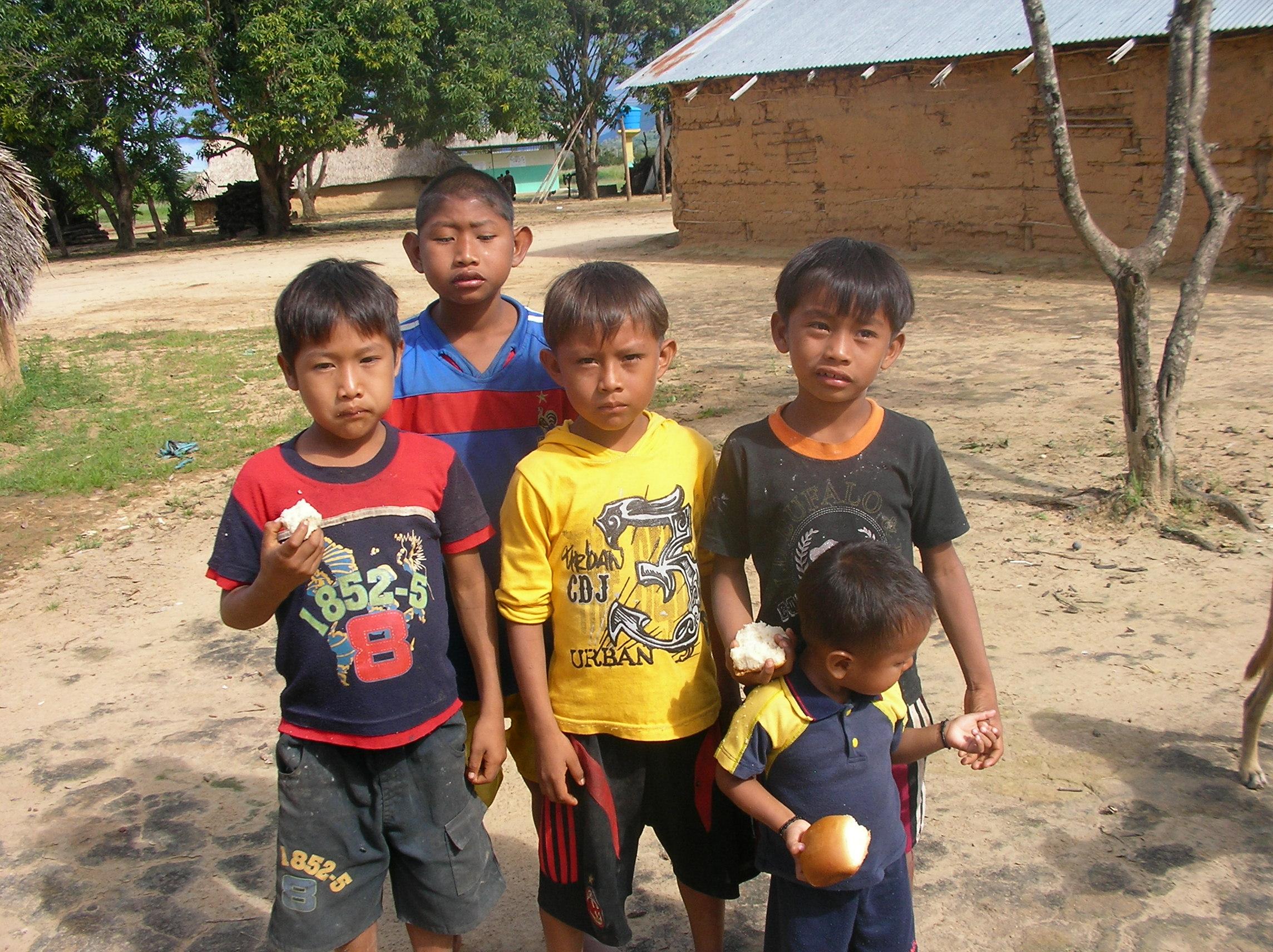 Niños Morichalito