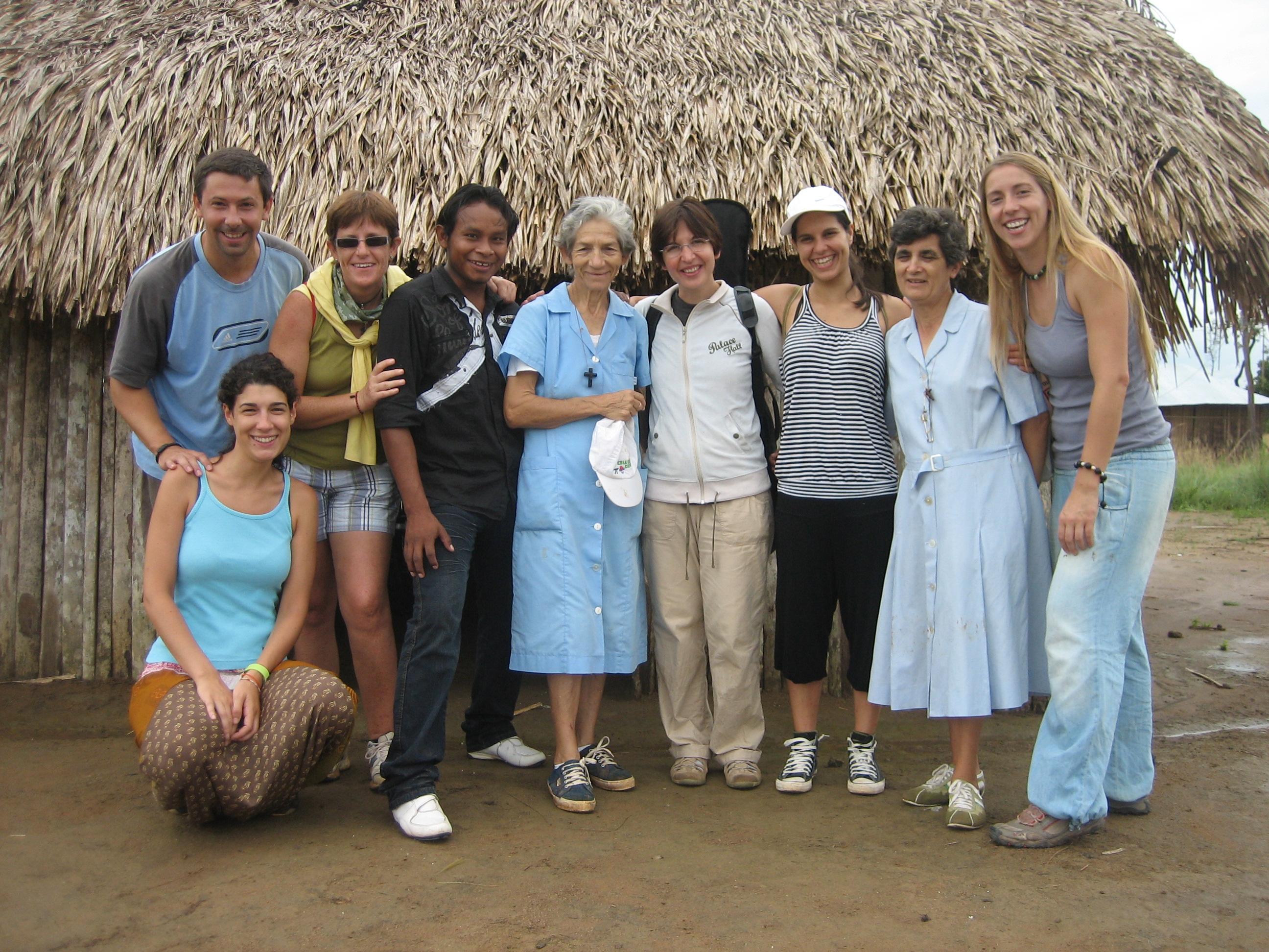 Voluntarios Verano 2010