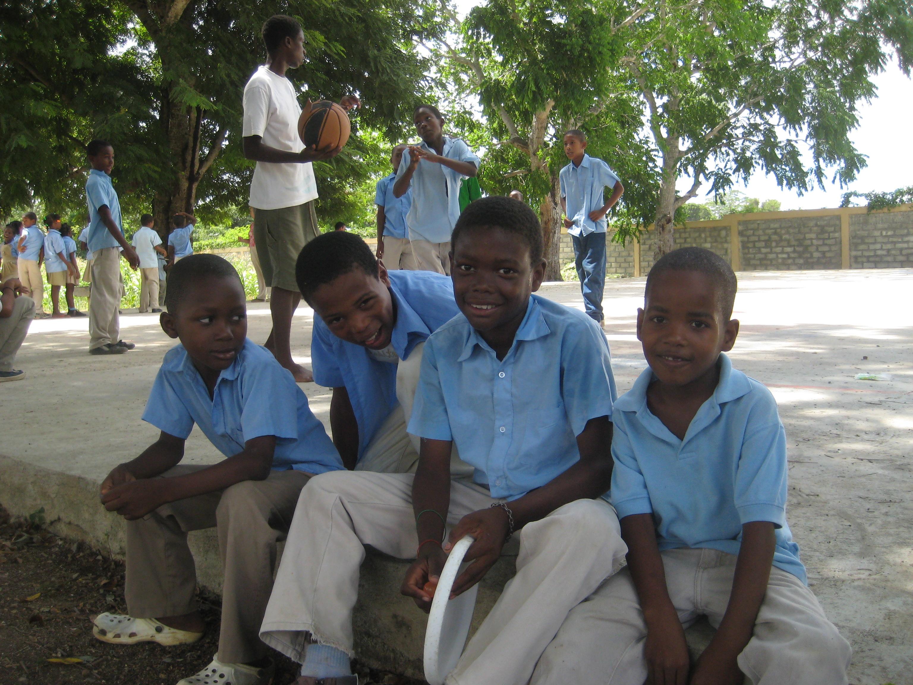 Escuela Consuelo (R. Dominicana)