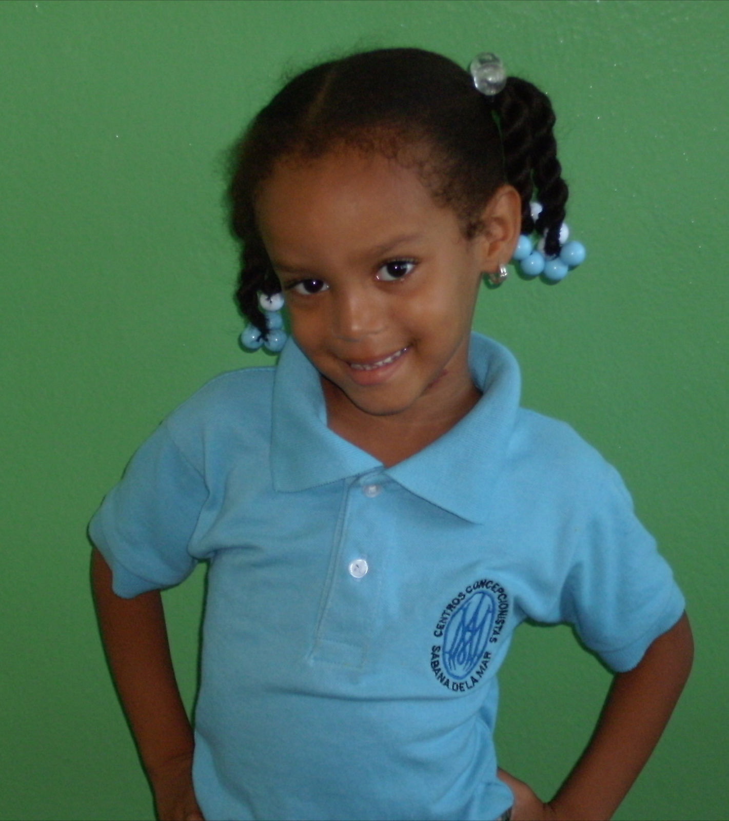 Alumna Escuela La Inmaculada