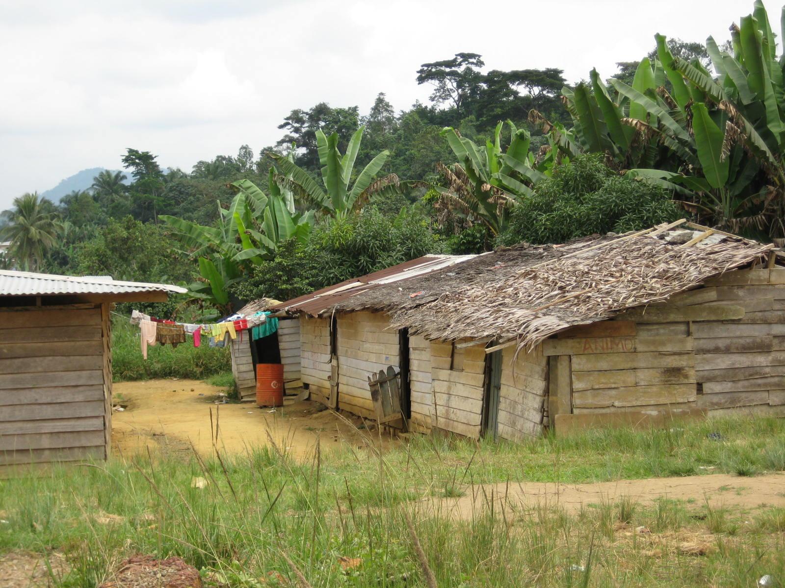 Casas del entorno