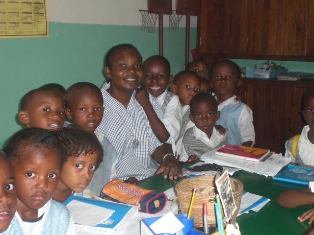 Niños con M.Josette