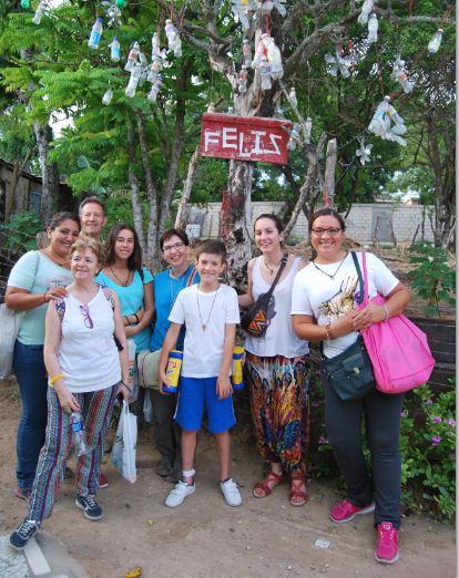 Voluntarios en Consuelo (República Dominicana)
