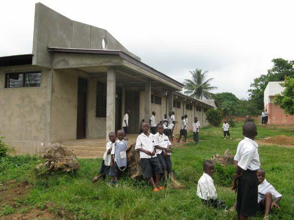Colegio Mwenze a Velela (Loma R. D. del Congo)