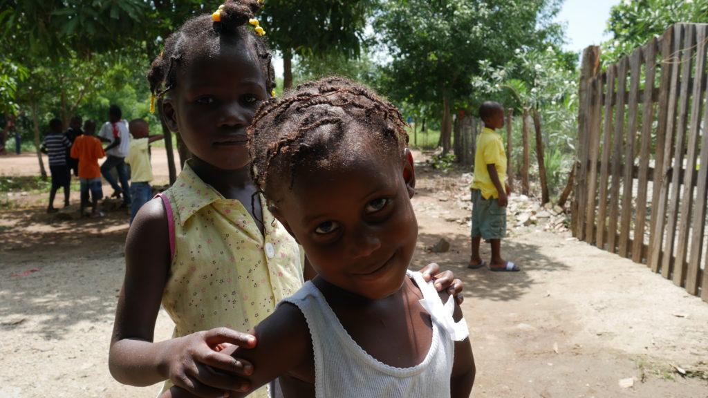Niños de Dilaire, Haití