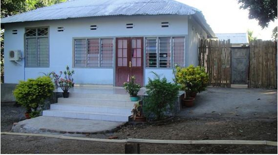 Nuestra casa de Larantuka