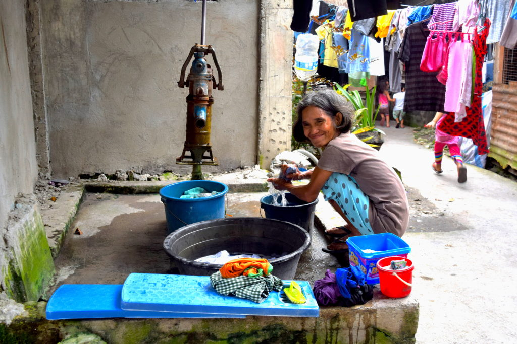 Bacolod - Bobas de agua
