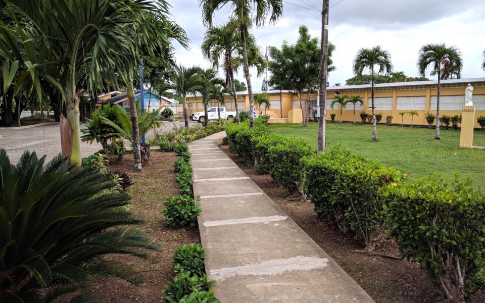 Escuela Consuelo jardin
