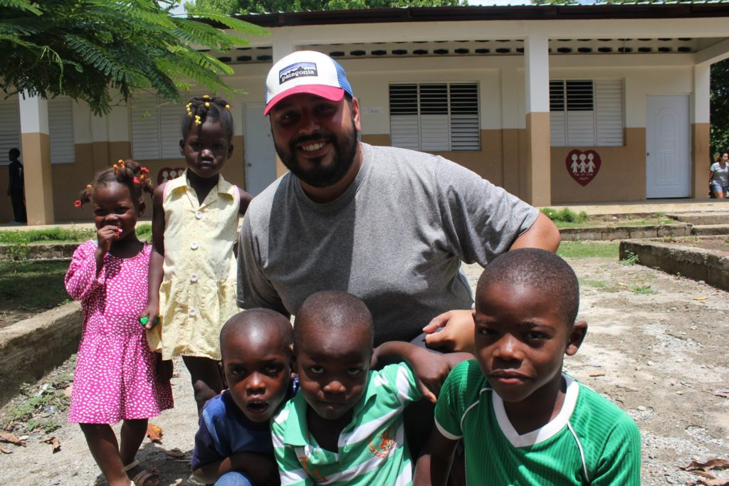 Voluntario en Haiti