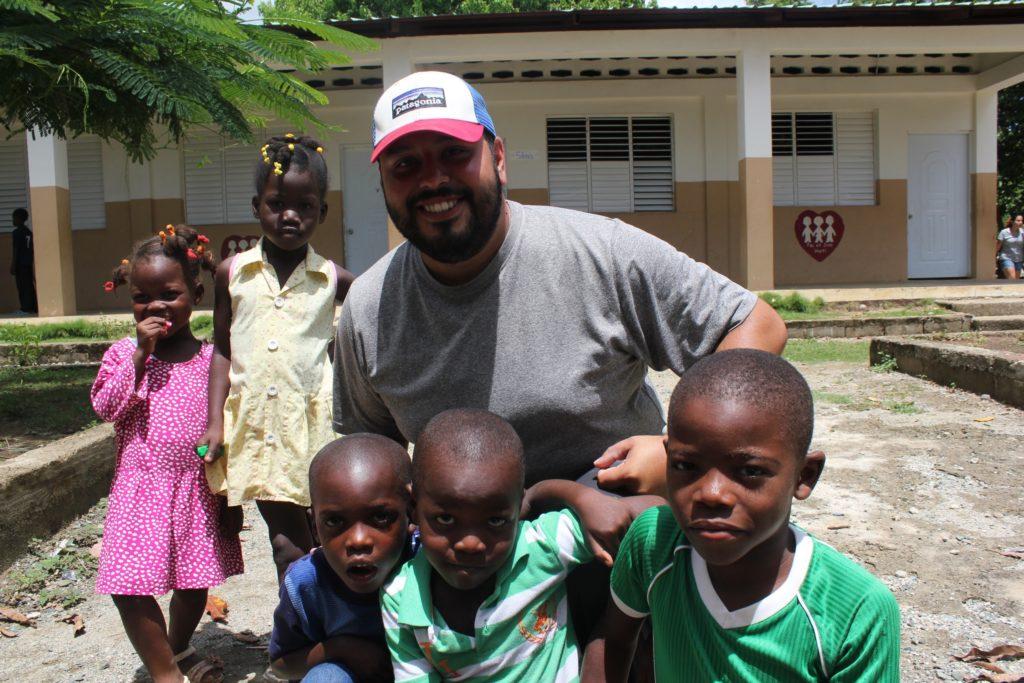 Voluntario en Haiti