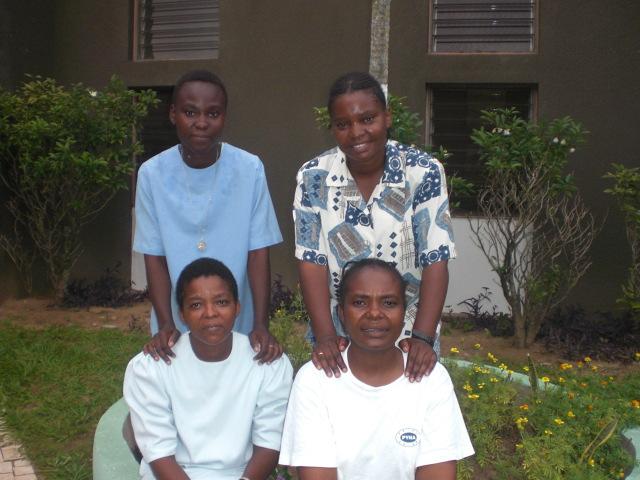 Comunidad de religiosas Concepcionistas en Kimwenza