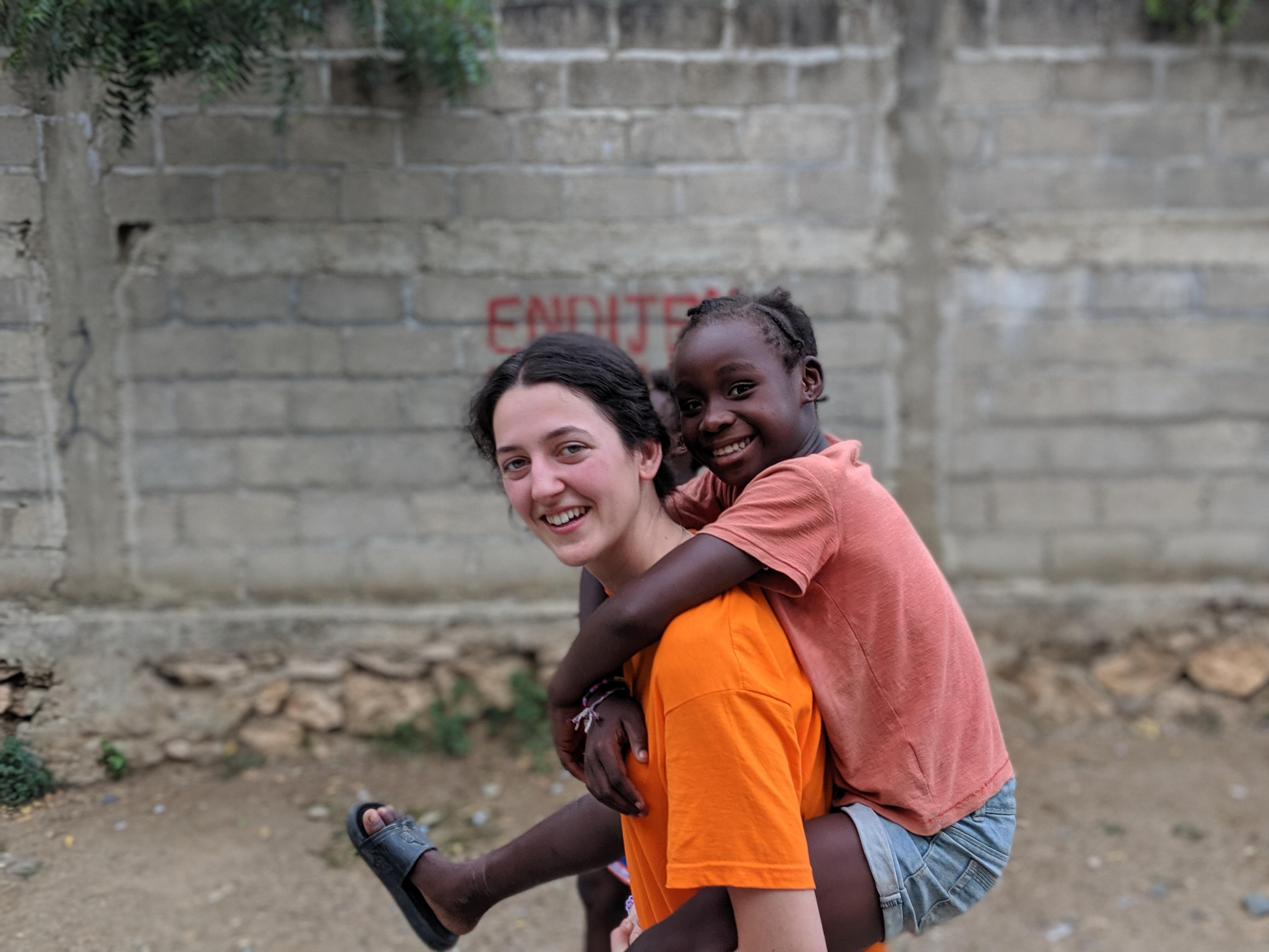 Descubriendo Haití