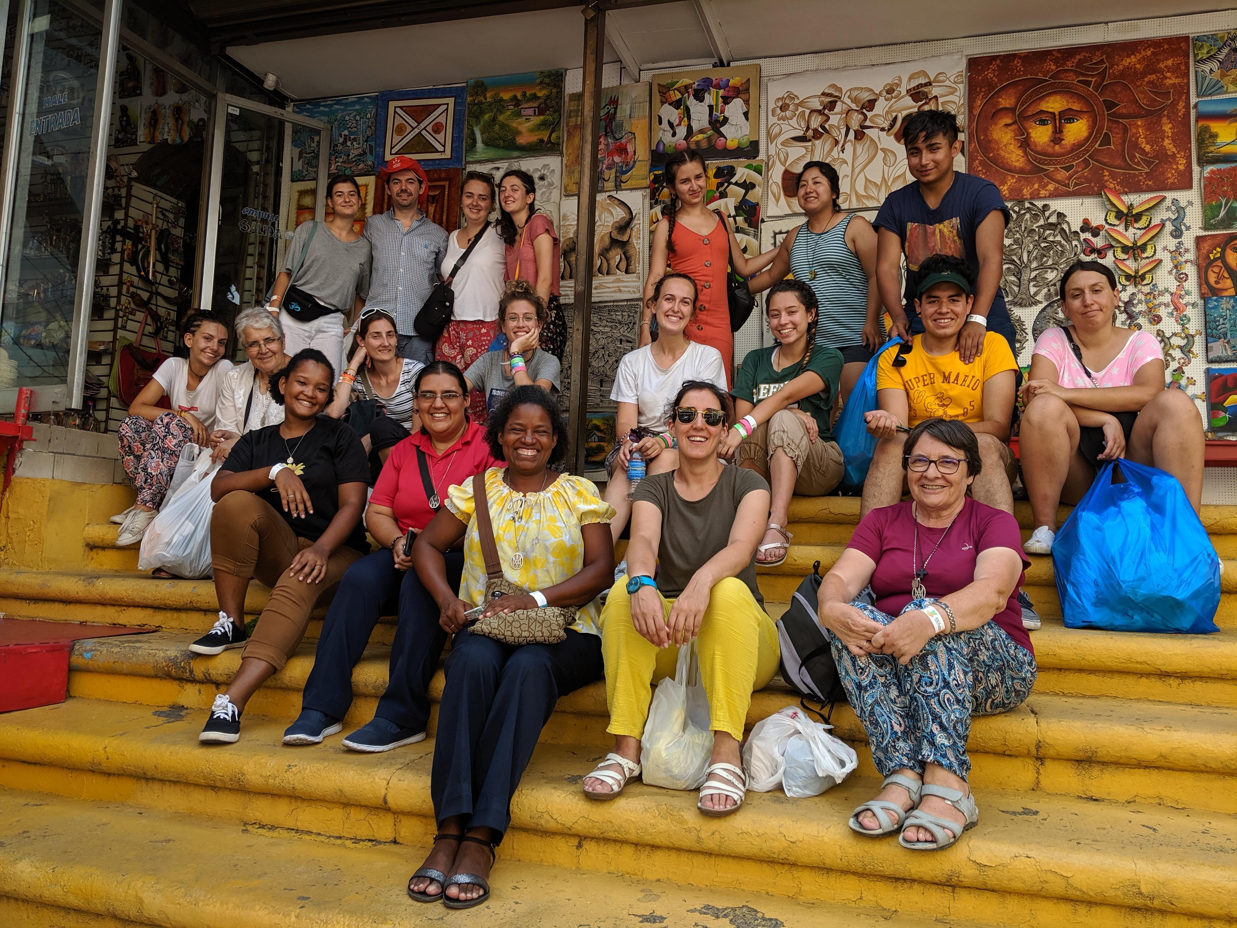 Misioneros por Santo Domingo