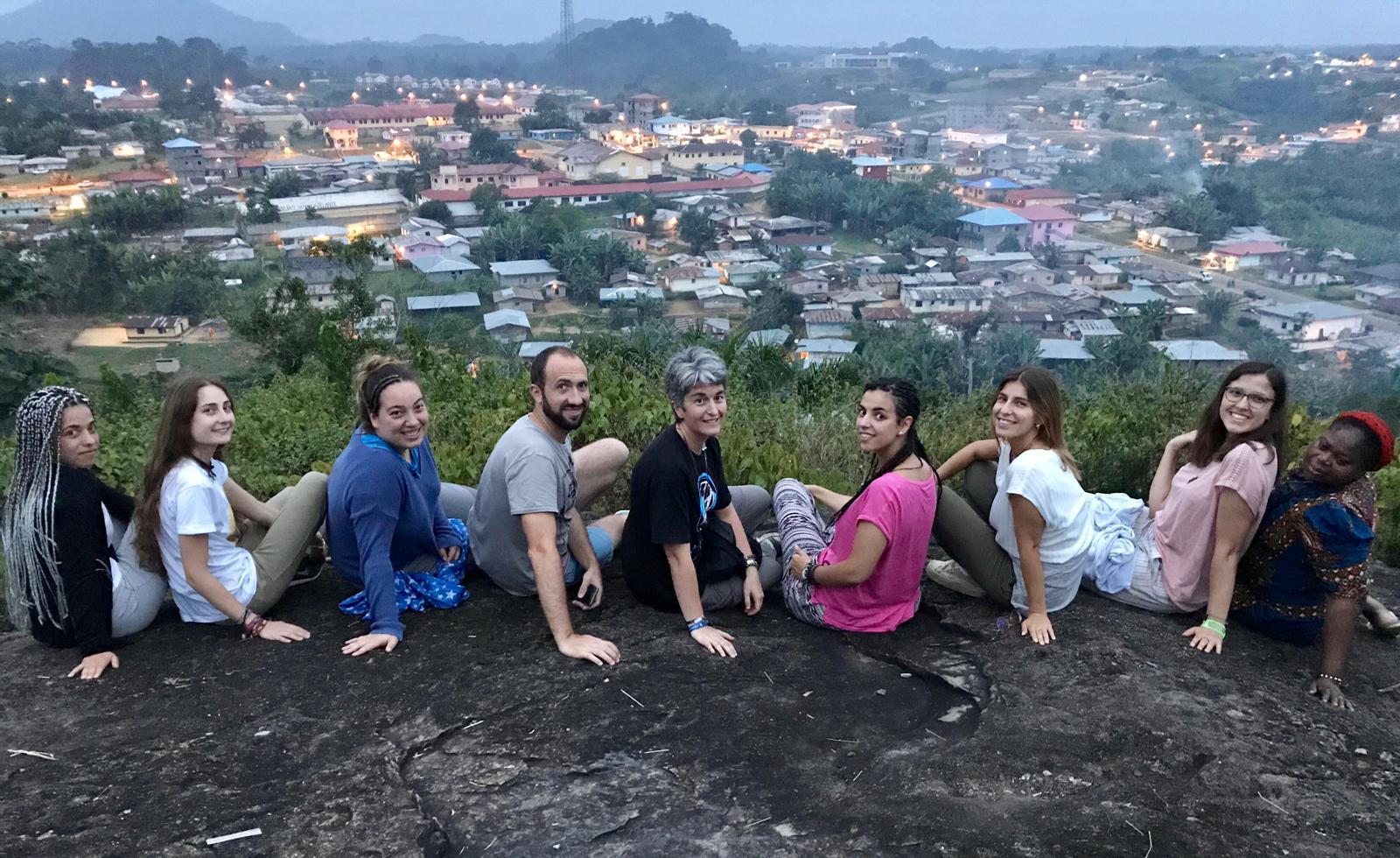 Vídeo resumen del Proyecto Misionero de Evinayong 2019