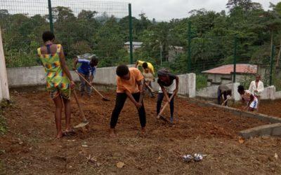 Entrevista a Manuel Salas, voluntario de la Fundación Siempre Adelante, promotor del Proyecto de creación del huerto de Evinayong en Guinea Ecuatorial