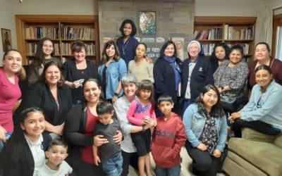 Visita a la Sede Local de Madera (California)