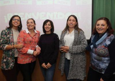 conferencia colegio inmaculada sobre proyectos de cooperacion