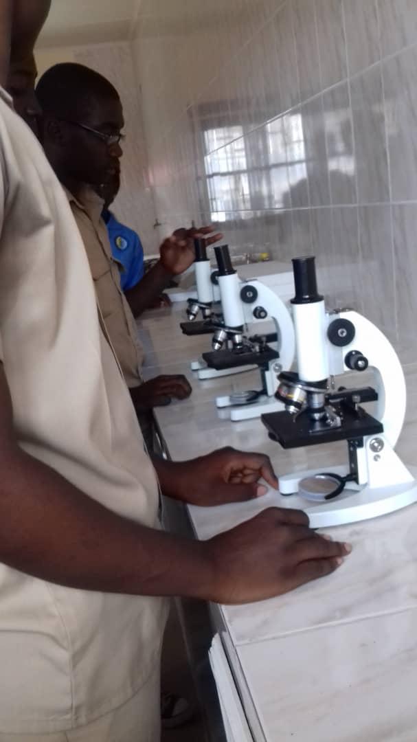 fotos laboratorio Brazzaville (2)