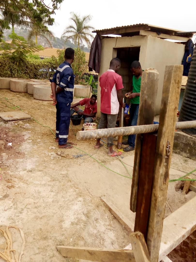 Reparación Pozo Yoaundé (4)