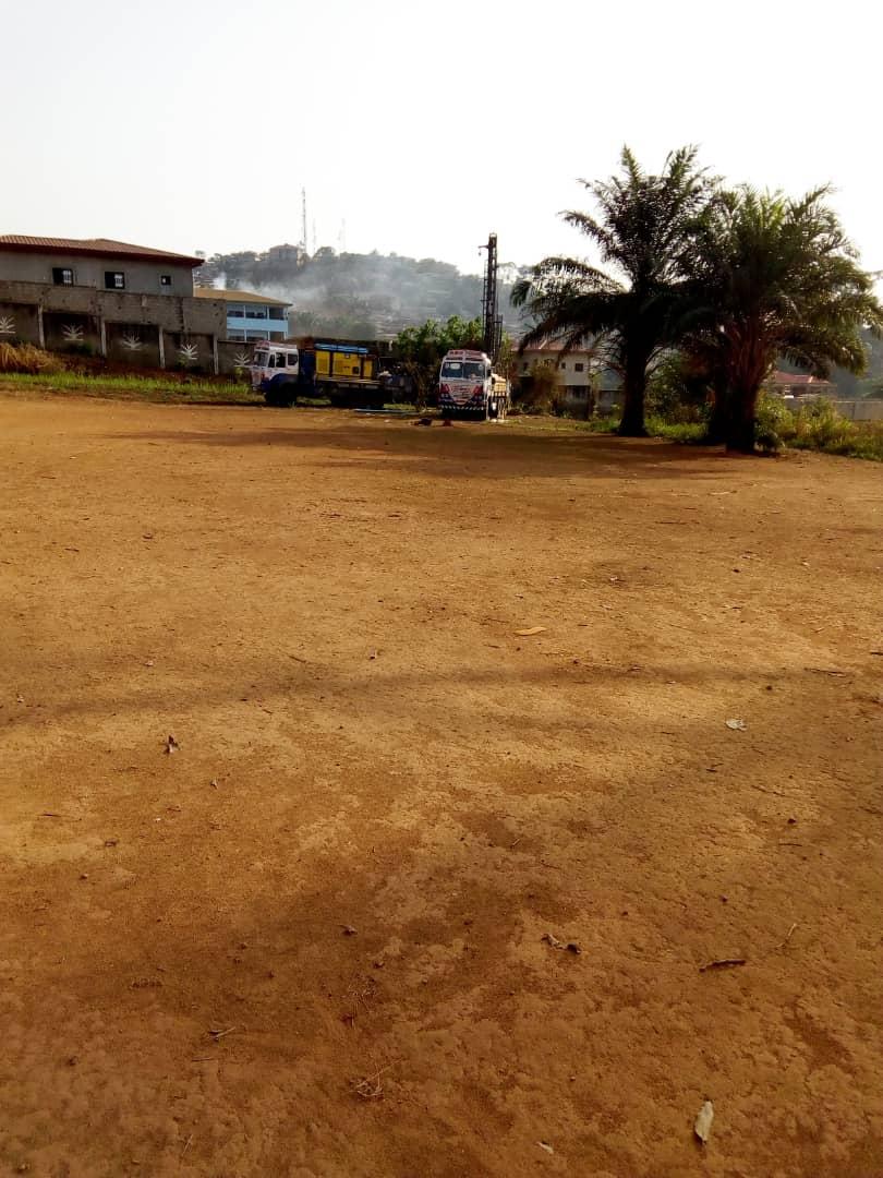 Nueva Perforación Pozo Yoaundé 13