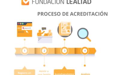 Primeros pasos para conseguir el sello de calidad de la Fundación Lealtad