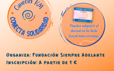 Presentamos la I Carrera Solidaria Niña Maria