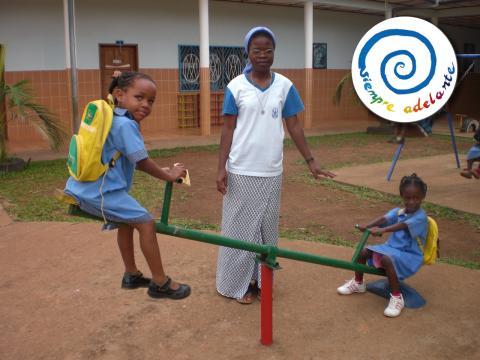 Colegio María Inmaculada en Yaundé - FSA DCR